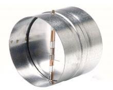 S&P CAR-150 6 Inch Metal Backdraft Damper
