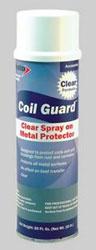 CLEAR COIL GUARD AEROSOL 20OZ 12/CS CG-AER