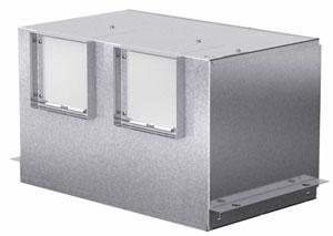 "Greenheck CSP-A1410-QD Inline Cabinet Exhaust Fan 115V 1533 CFM @ .125"""