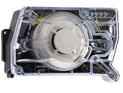 System Sensor D4S 4-Wire Photoelectric Sensor Component Only