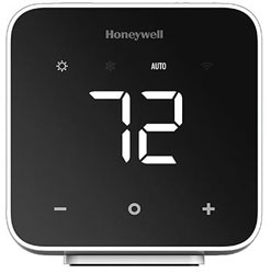 Honeywell DC6000WF1001 D6 Pro Wi-Fi Ductless Controller