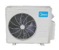 Midea Ductless DLCMRAH18BAK Advantage Series 2 Zone Outdoor Multi-Zone Unit 18,000 Btu/H