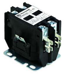 Honeywell DP1030A5014 24 Vac 1 Pole Deluxe Definite Purpose Contactor