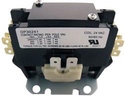 CONTACTOR 30A/1.5P/24V DP30241