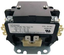CONTACTOR 40A/2P/24V DP40242