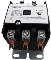 CONTACTOR 40A/3P/24V DP40243