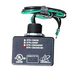 DITEK DTK-120/240CM+ 120/240VAC Surge Protector