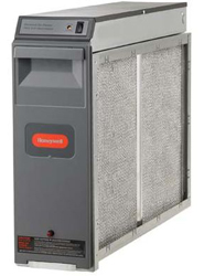 "Honeywell F300E1035 20""X25"" Electronic Air Cleaner, with performance enhancing post-filter"