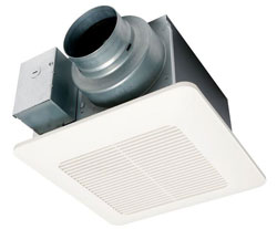 Panasonic  FV-0511VQ1 WhisperCeiling DC SmartFlow Ventilation Fan 50-80-110 CFM