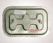 HI-TEMP ACCESS DOOR 24X18 RECTANGULAR 2300*F D2418F2GA 3/CTN