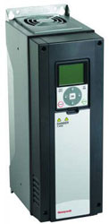 Honeywell HVFDSD3C0200G100A SmartVFD HVAC, 460Vac, 20HP, Graphical, NEMA 1 Enclosure, Drive Alone