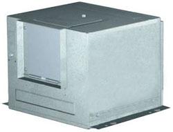 "Greenheck CSP-A110-QD Inline Cabinet Exhaust Fan 115v 110 CFM @ .125"""
