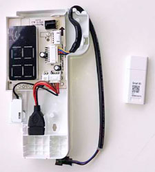 Midea Ductless KSAIF0201AAA Wi-Fi Kit Standard Series High Wall (18k Only)