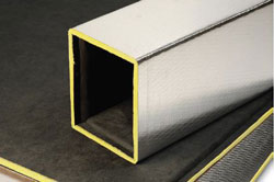 "MICRO-AIRE 1-1/2"" DUCT BOARD MAD BOARD 800 MF 40SQ. FT. SHEET 4 SHEETS/CS 15CS/PL 90005705"