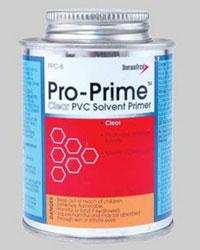 Diversitech PPC-8 Pro-Prime Clear PVC Primer 8 oz. Brush-Top Container