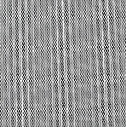 PS-FGB 24X24 T-BAR SUPPLY PERFORATED FACE R6 MOLDED FIBERGLASS BACK WHITE