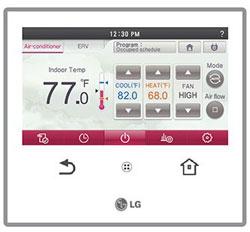 LG PREMTA000 Premium Wired Remote controller