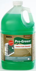 PRO-GREEN COIL CLEANER 1 GALLON NO RINSE (NON-TOXIC)