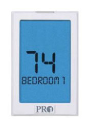 R251W WIRELESS INDOOR REMOTE SENSOR FOR USE W/T955W OR T955WH