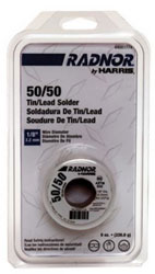 "SOLDER 50/50 1/8"" DIA SPOOL RAD64001774"