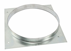"Greenheck 8"" Round Duct Connector for SP/CSP A200-A510 RDC-8"