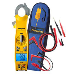 Fieldpiece SC640 Loaded Clamp Meter