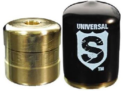 "SHIELD UNIVERSAL LOCKING CAP 1/4"" SHLD-U100 100/BX"