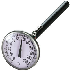 POCKET THERMOMETER 0-220*F TD-1