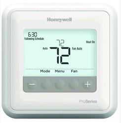 Honeywell TH4110U2005 T4 Pro Programmable Thermostat