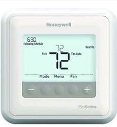 Honeywell TH4210U2002 T Series T4 Pro Programmable Thermostat