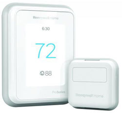 Honeywell THX321WFS2001W T10 Pro Smart Thermostat with RedLINK Room Sensor