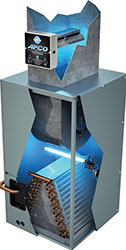 Fresh-Aire UV TUV-APCO-DER Whole-House Air Purifier Dual 1 Year Lamp 18-32 VAC