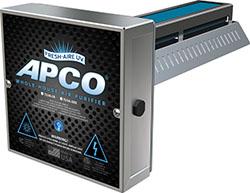 Fresh-Aire UV TUV-APCO-ER APCO Whole-House Air Purifier Single 1 Year Lamp 18-32 VAC