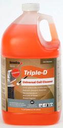 TRIPLE-D COIL CLEANER 1 GAL (4 GAL/CASE)