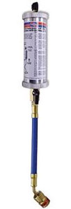 "SOLUTION INJECTOR 4 OZ 1/4"" FLARE FITTING ABB REFILLABLE USI4EZ"