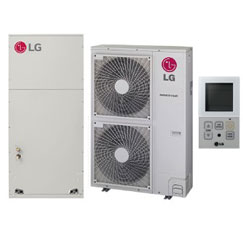 LG LV420HV Single Zone Vertical Air Handler System 42,000 Btu/h