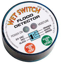 WET SWITCH FLOOD DETECTOR WS-1