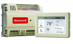 Honeywell YCRL6438SR1000 LCBS Connect Controller and Wall Module