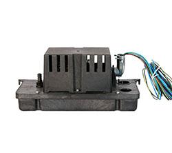 CONDENSATE PUMP 230 VOLT PLENUM RATED VCC-20-P #554220102